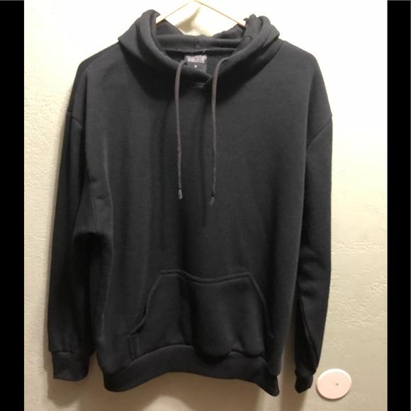 Original Deluxe Medium Black Hoodie